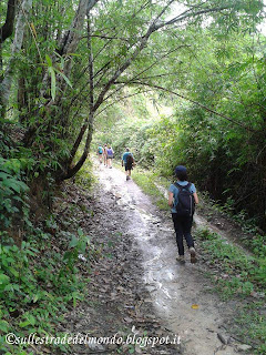 trekking thailandia