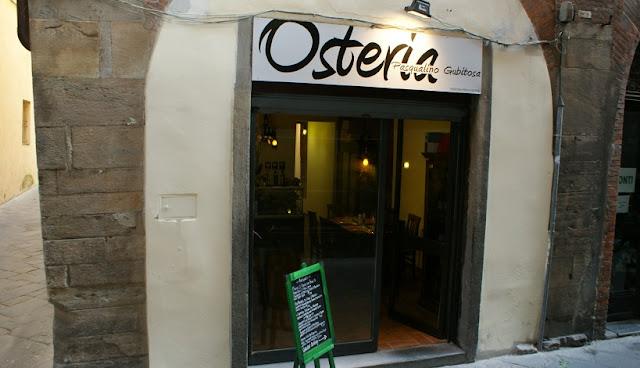 Restaurante Da Pasquale em Lucca