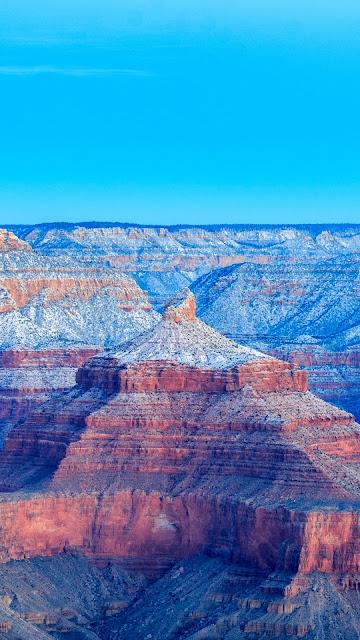 Canyon Landform Wallpaper