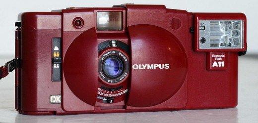 Olympus XA 3 (1986)