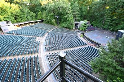 Carter Barron Amphitheater, Rock Creek Park, Washington DC - real estate