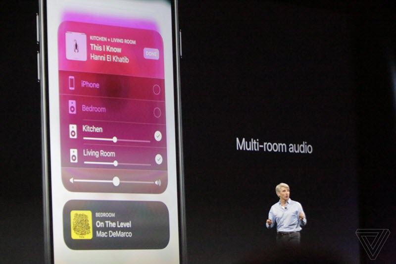 iOS 11 beta 1