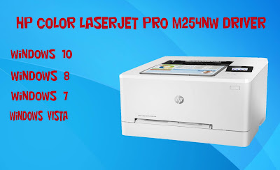 HP Color LaserJet Pro M254nw Driver