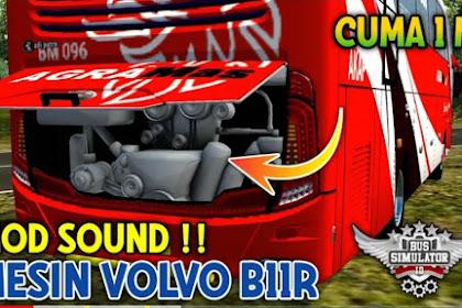 Mod Sound Mesin Volvo B11R