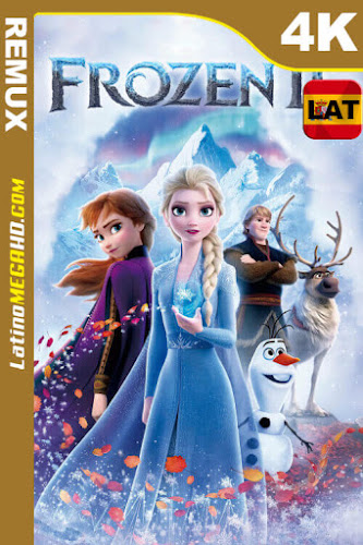 Frozen 2 (2019) Latino UltraHD HDR BDREMUX 2160P ()