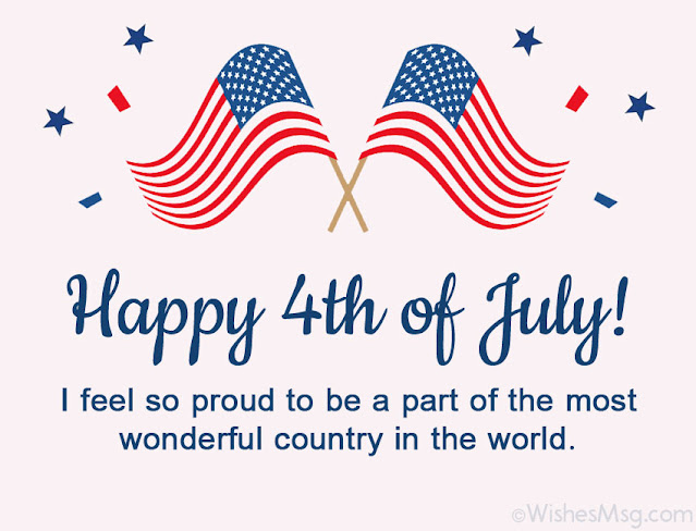happy fourth of july wishes