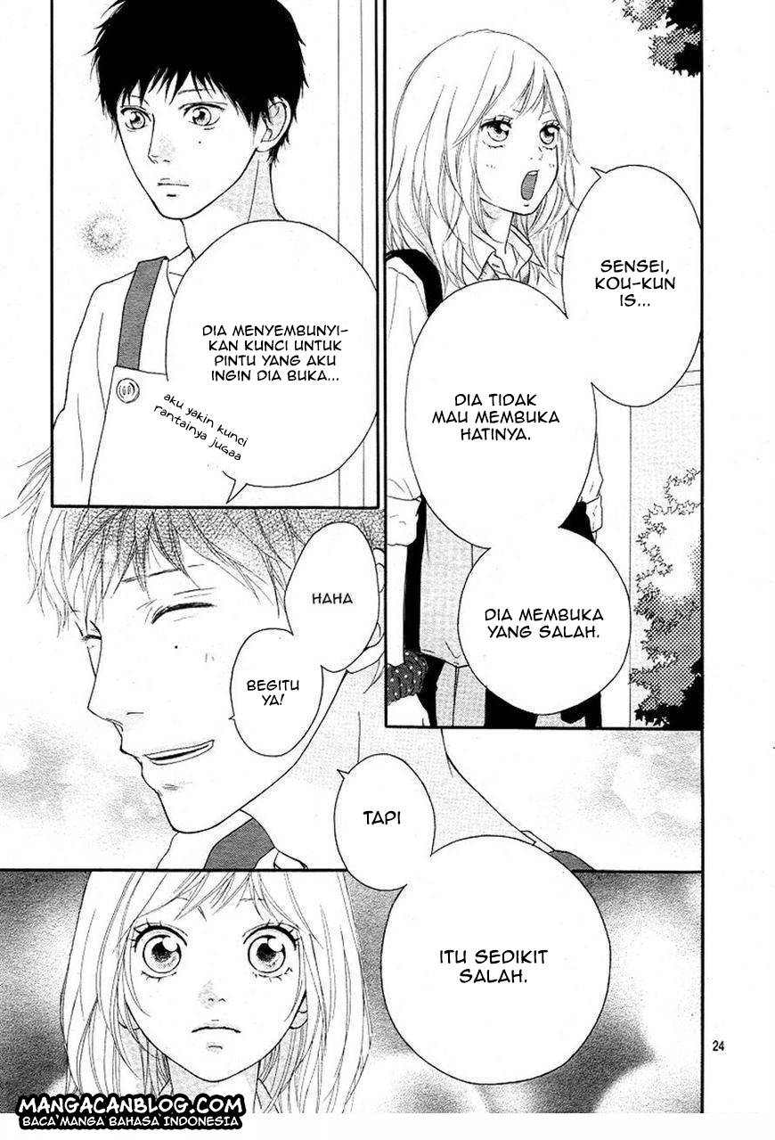 Ao Haru Ride Chapter 13-22