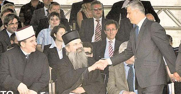 Теодосије на Косову распродаје српску земљу (ФОТО, ДОКУМЕНТ)
