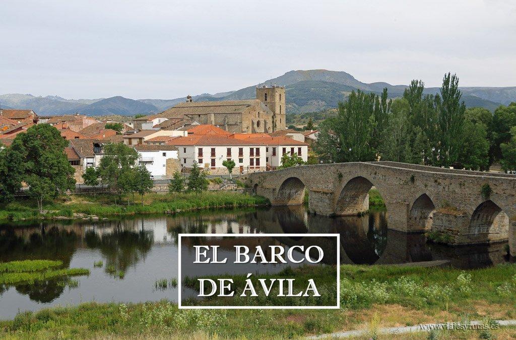 Que ver en El Barco de Ávila, la puerta de Gredos