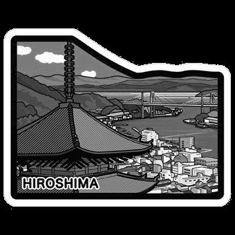 gotochi postcard 2017 Onomichi