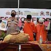 Dua Pria di Ringkus Unit Reskrim Polsek Rajeg Polresta Tangerang
