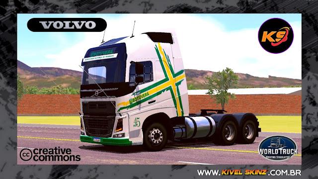 VOLVO FH16 750 - BOTUVERÁ TRANSPORTES