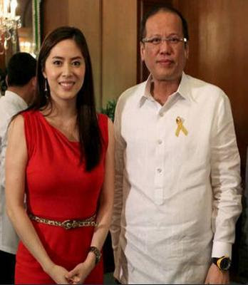 PNoy and Grace Lee