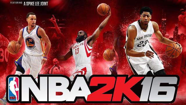 NBA 2K16 Update 2