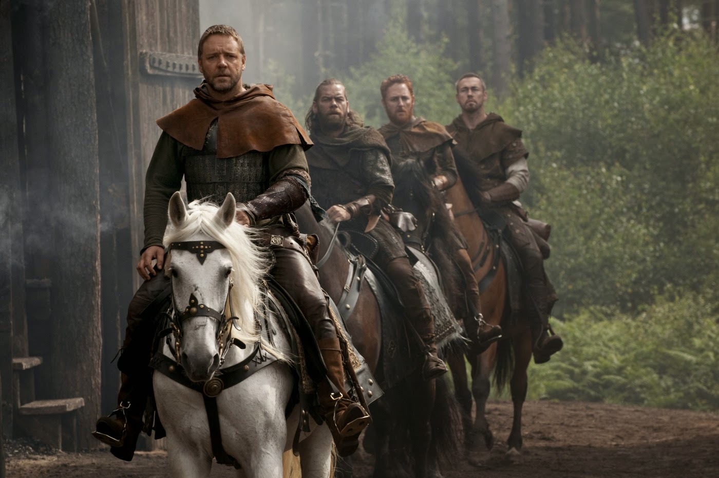 Robin Hood : Merry Men | A Constantly Racing Mind