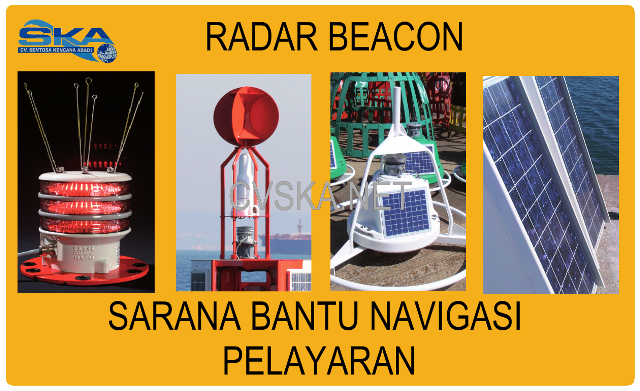SUAR RADAR, RADAR BEACON, RACON, SBNP