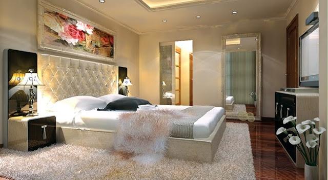 Căn hộ 4 phòng ngủ Vinhomes Giảng Võ