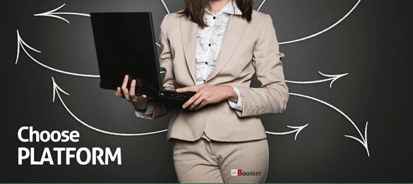 Choose A Right Blogging Platform