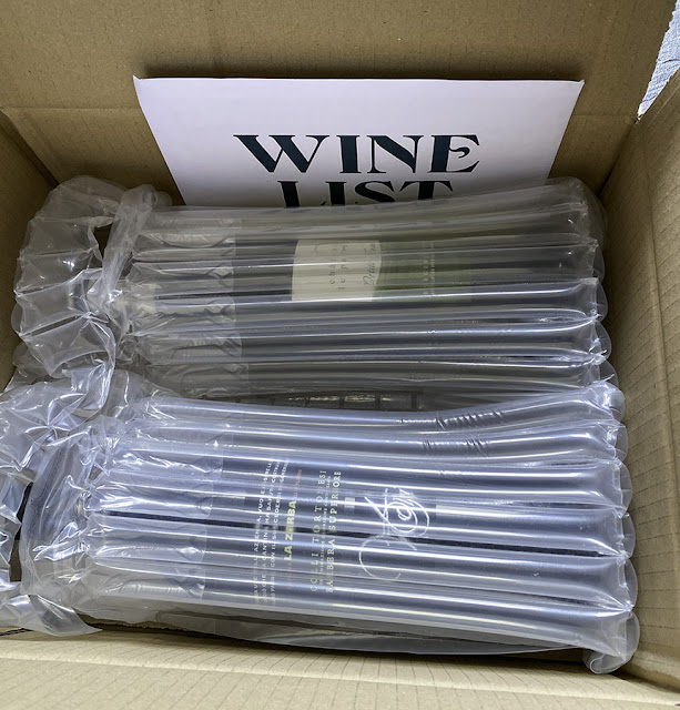 The Wine List Packaging