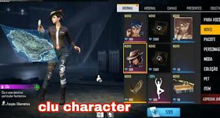Clu character