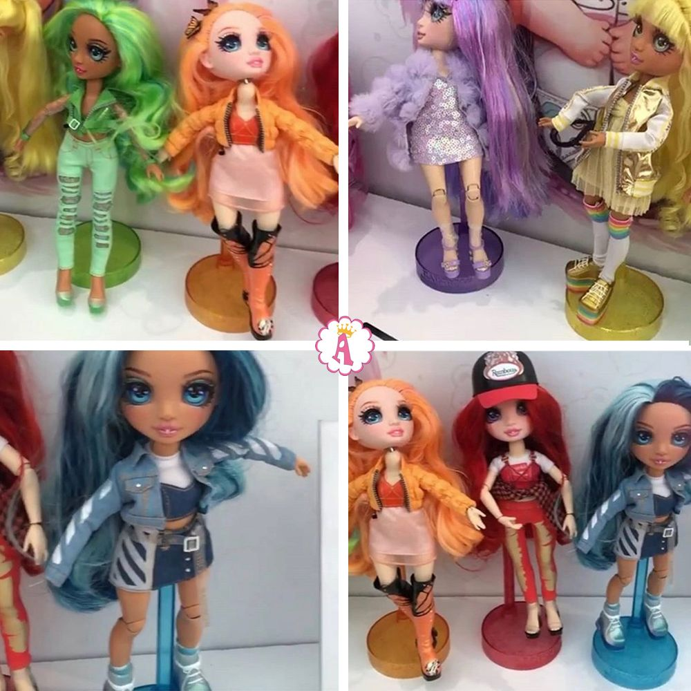 Фэшн-куклы Rainbow Surprise Peel The Rainbow (MGA) новинки игрушек 2020