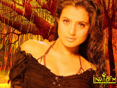 Ameesha Patel hot photoshoot