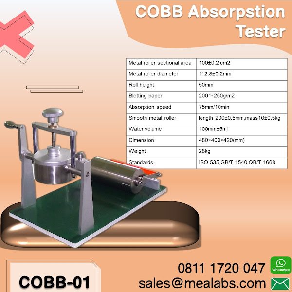 COBB-01 COBB Absorption Tester