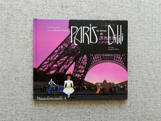 || Sélection de livres sur l'Histoire - Paris au temps de Dilili