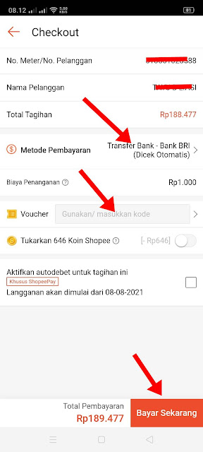 Cara Membayar Tagihan Listrik PLN di Shopee, Mudah dan Cepat