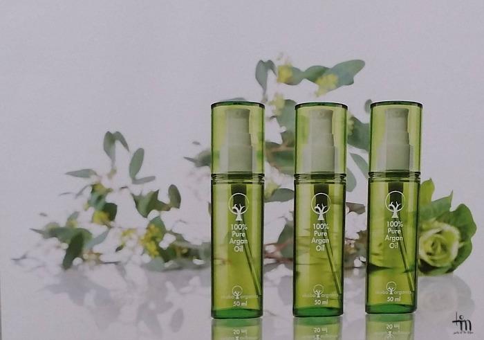 Okabo Organics -arganoöljyt