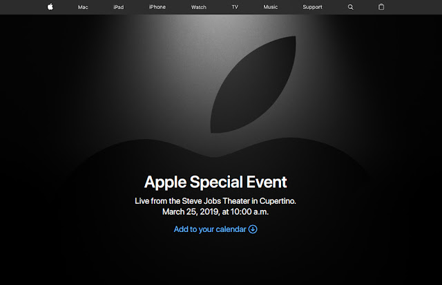 Live from the Steve Jobs Theater in Cupertino.