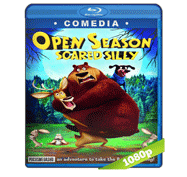 Open Season:Tontos Por El Susto (2016) Full HD BRRip 1080p Audio Dual Latino/Ingles 5.1