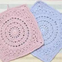 Motivos para Mantas a Crochet