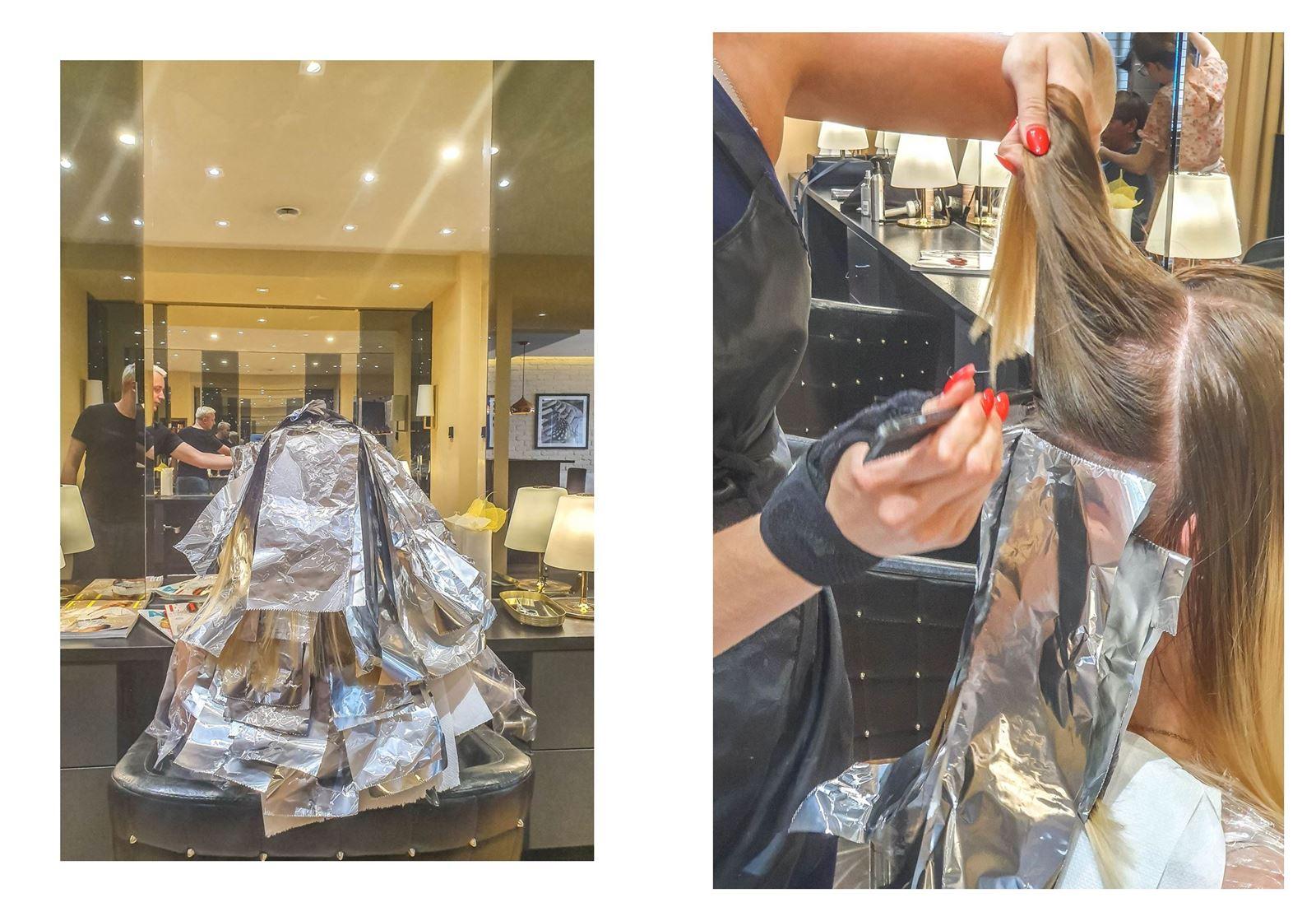 salon luisse łódź pabianice polecany dobry fryzjer damski męski opinie ceny czy warto dobry fryzjer w łodzi gdzie do fryzjera łódź centrum bałuty piotrkowska retkinia blogerka łódzka moda uroda