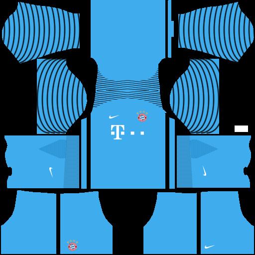 camiseta de bayern munich para dream league soccer