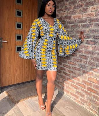 PHOTOS: des modèles de mode africaine chic à Ankara à voir