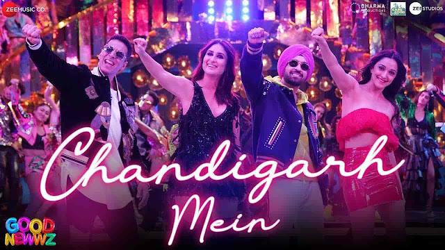 Chandigarh Mein Lyrics in Hindi
