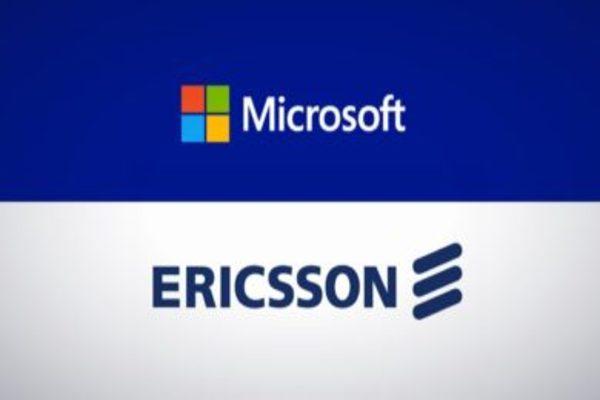 مايكروسوفت و إريكسون تجهزان لمشروع جديد