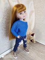 Джемпер для кукол Ruby Red Fashion Friends