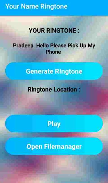 अपने नाम का ringtone कैसे बनाए download? Jio phone में अपने नाम कि ringtone कैसे बनाए in hindi mein? Apne naam ki ringtone kaise banate hain. Name ringtone download free me.