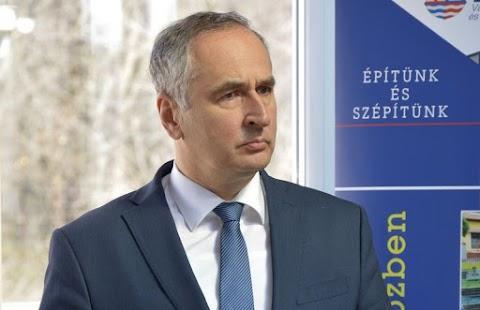 Dr. Árvay István Mosonmagyaróvár polgármestere