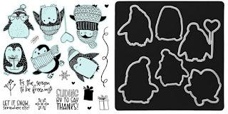 #CTMHVandra, #ctmhPerfectMatch, shutter card, penguin, happy birthday, Colour Dare Challenge, color dare, gold foil, cricut, CTMH Cricut, Candy Apple, thin cuts, alphabet,