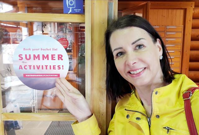 Mitä Rovaniemellä voi tehdä kesällä