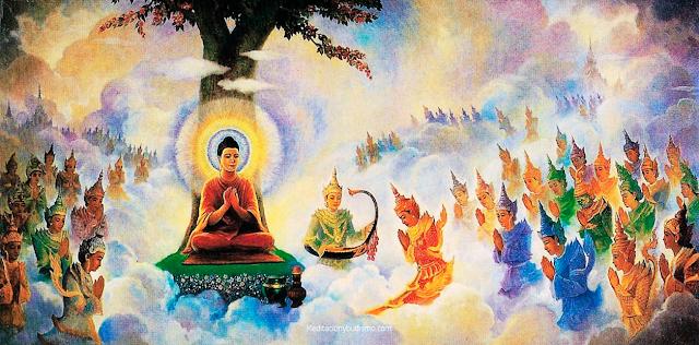Lo que sucede cuando morimos según el budismo