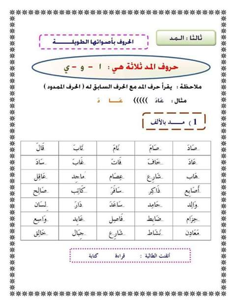 12654265 1123013231062558 1757003795538549481 n - خطّة علاجيّة للقراءة و الكتابة