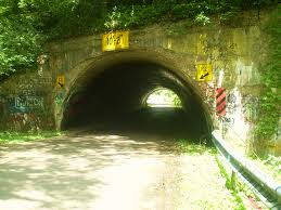 Haunted Schrader Road Tunel
