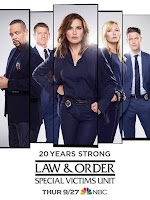 Vigésima temporada de Law & Order: SVU