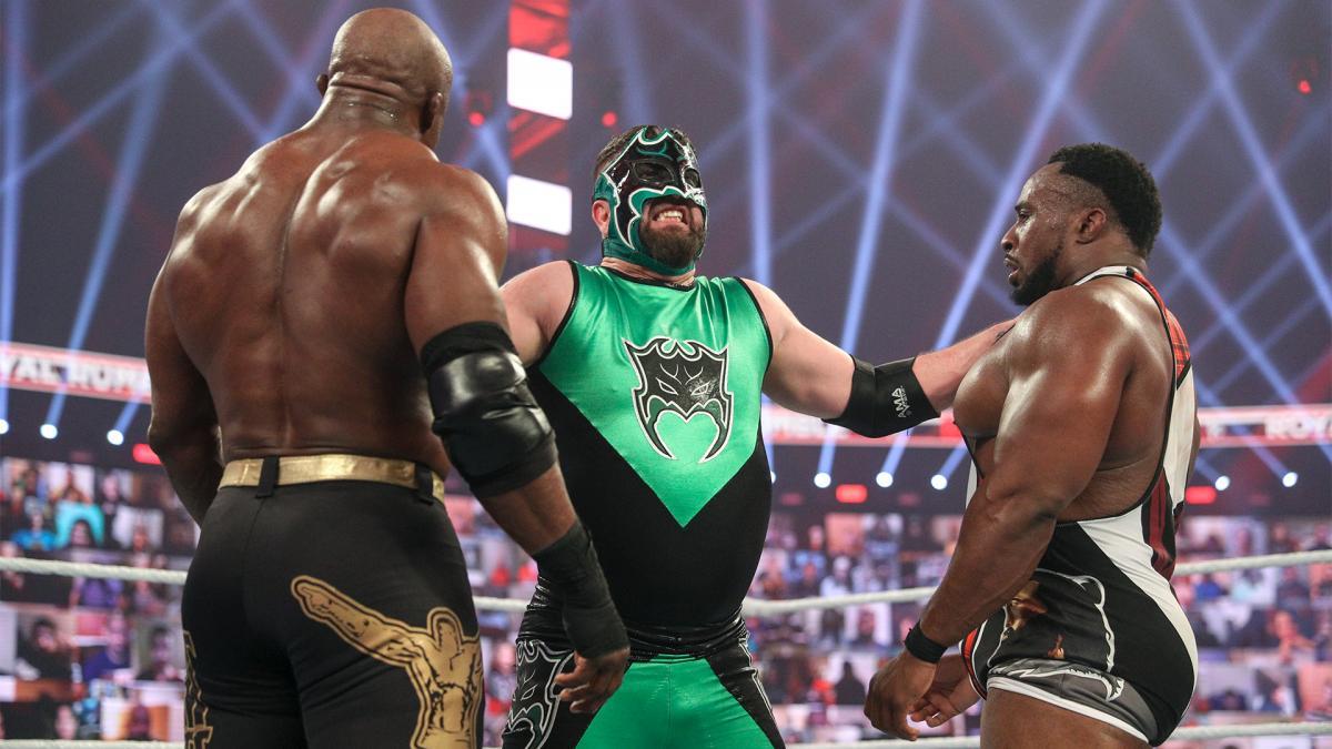 Curiosidade interessante sobre a 30-Man Royal Rumble Match
