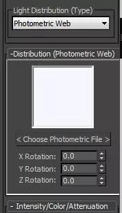select ies lights profile presets
