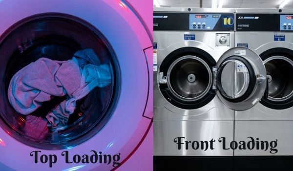 Front Load VS Top Load Washing Machines! Comparison